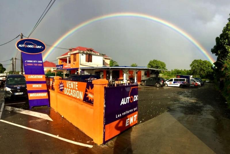 agence de location de voitures et d'utilitaires  GUADELOUPE Abymes, Petit-Pérou